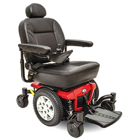 Pride Jazzy® 600 ES Power Wheelchair
