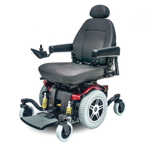 Pride Jazzy® 614 HD Power Wheelchair