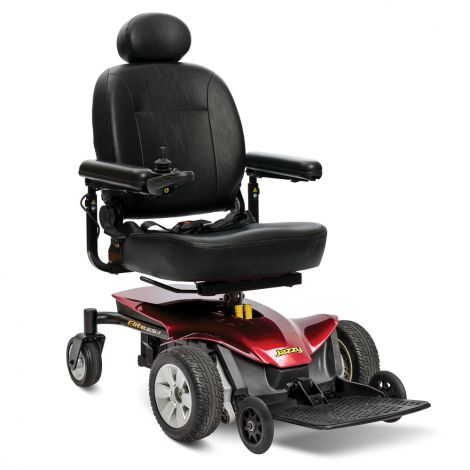 Pride Jazzy® Elite ES-1 Power Wheelchair