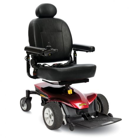 Pride Jazzy® Elite ES Portable Power Wheelchair