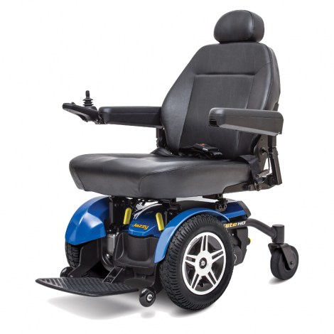 Pride Jazzy® Elite HD Power Wheelchair