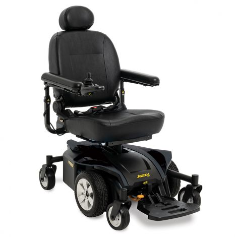Pride Jazzy® Select 6 2.0 Power Wheelchair