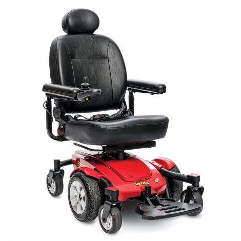 Pride Jazzy® Select 6 Power Wheelchair