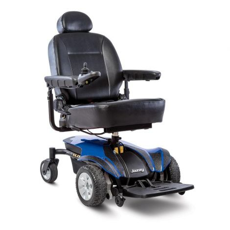 Pride Jazzy® Select Elite Power Wheelchair