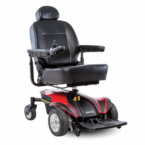 Pride Jazzy® Sport 2 Power Wheelchair
