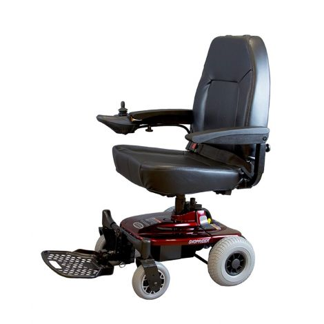UL8WPBS Shoprider Jimmier Power Wheelchair