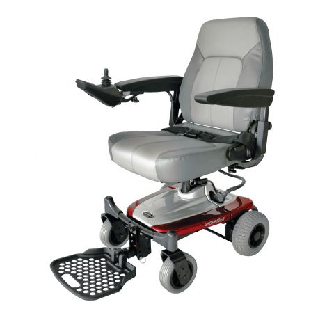 UL8W Shoprider Smartie Power Wheelchair