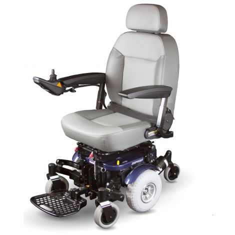 858WM Shoprider XLR Plus Power Wheelchair
