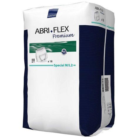 Abena Abri-Flex Premium Special Protective Underwear - 1700 mL Moderate Absorbency 41076