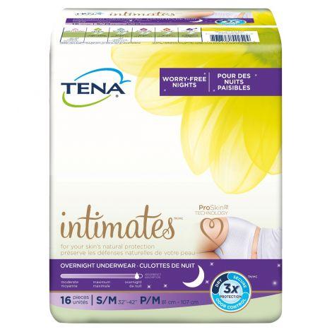 TENA Protective Underwear Overnight Super Absorbency 72427