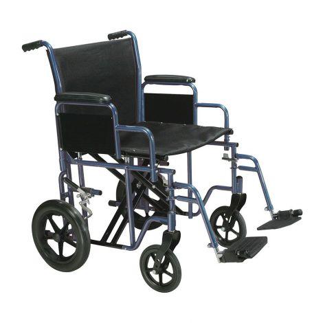 "Rental Manual Wheelchair 20""-22"" per Month"