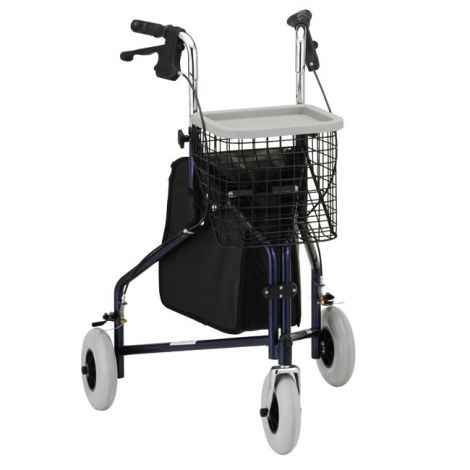 Nova Traveler 3-Wheel Walker