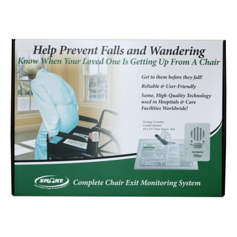 Smart Caregiver Chair Exit Alarm System BC1-SYS