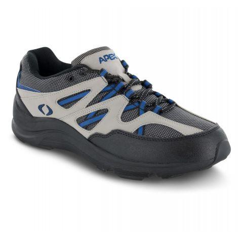 Apex Men's Sierra Trail Runner Gray/Blue V753M