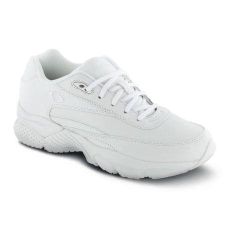 Apex Men's X Last Lace Walkers White X826M