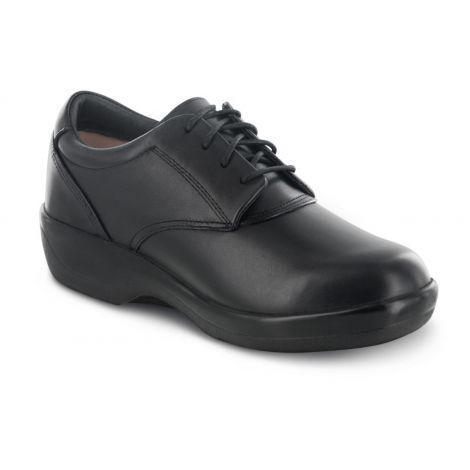 Apex Women's Conform Classic Oxford Black Shoes 1270W