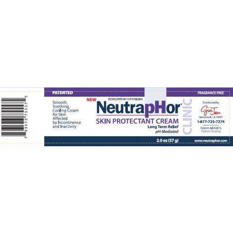 GinJen NetrapHor Skin Protectant Cream