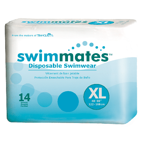 Tranquility SwimMates Pull On Adult Swim Diaper 2844