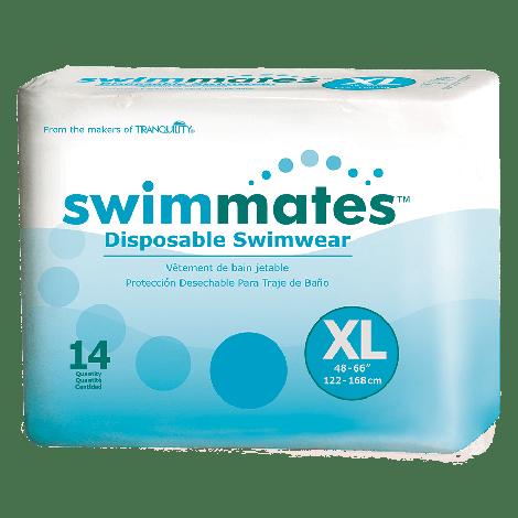 Tranquility SwimMates Pull On Adult Swim Diaper 2844