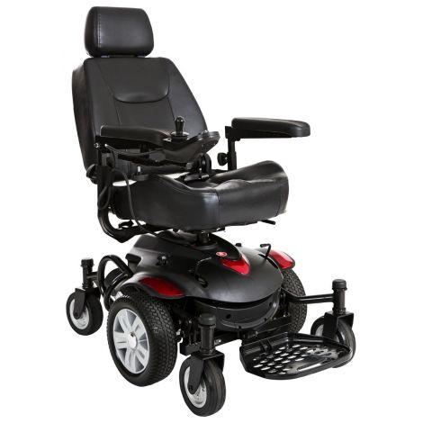 Drive Titan AXS Mid-Wheel Drive Powerchair
