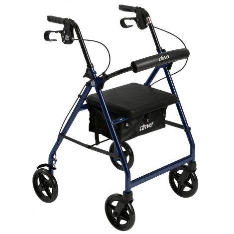 Drive Medical Aluminum Rollator