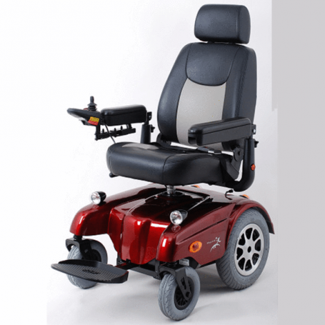 Merits Gemini P301 Power Wheelchair