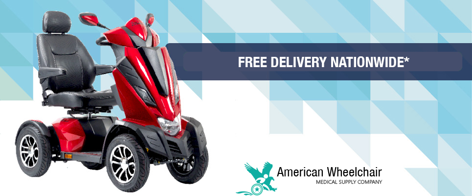 Wheelchair & Scooter shipping and Delivery